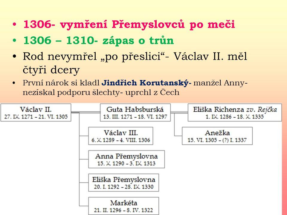 Lucemburkové na českém trůnu 1310 - 1437 Erb hrabat z Lucemburku
