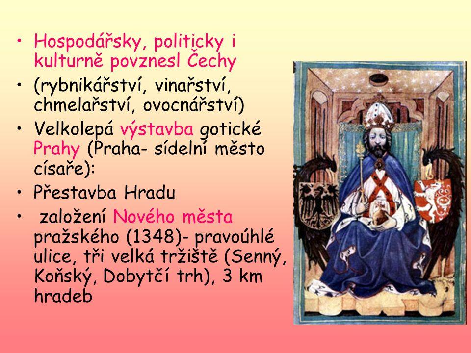 Arnošt z Pardubic- první arcibiskup pražský 1344-1364