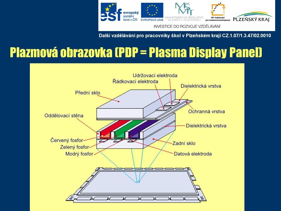barevná delta obrazovka: Další vzdělávání pro pracovníky škol v Plzeňském kraji CZ.1.07/1.3.47/02.0010