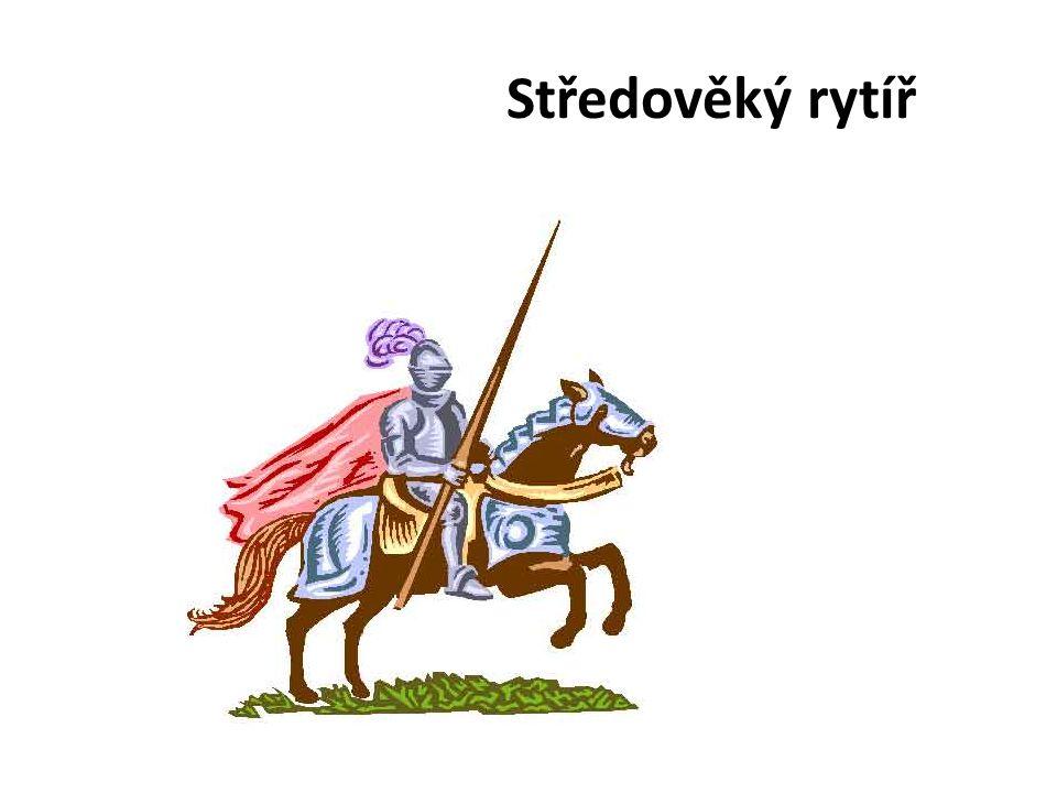 Středověký rytíř