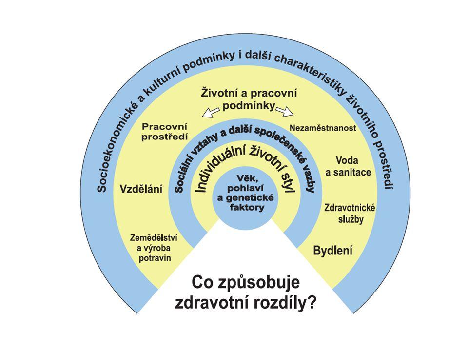 Ukazatele (indikátory) zdraví
