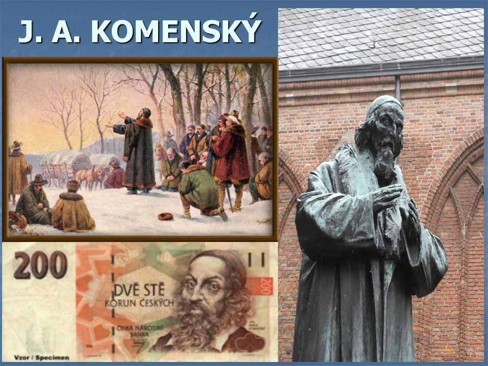 J. A. KOMENSKÝ