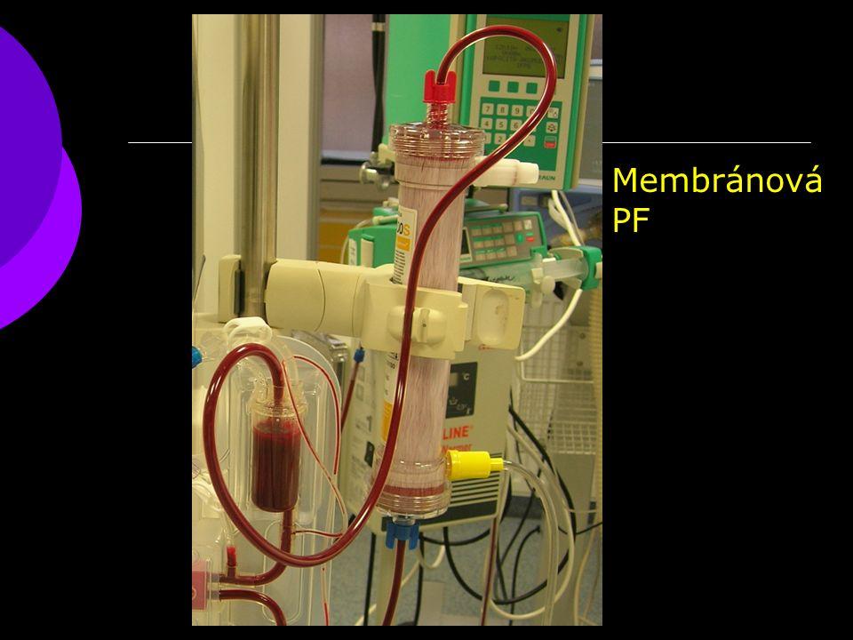 Membránová PF