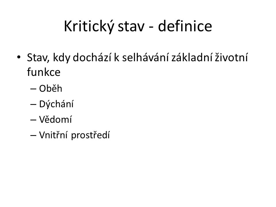 Současné výzvy Kurativní vs.
