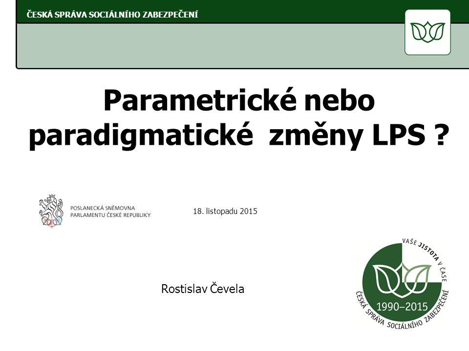 1)Parametrická a paradigmatická změna 2)Vývoj posudkové činnosti v historii 3)Posudková činnost v 21.