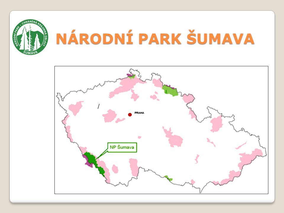 Národní park vznikl v roce 1991.