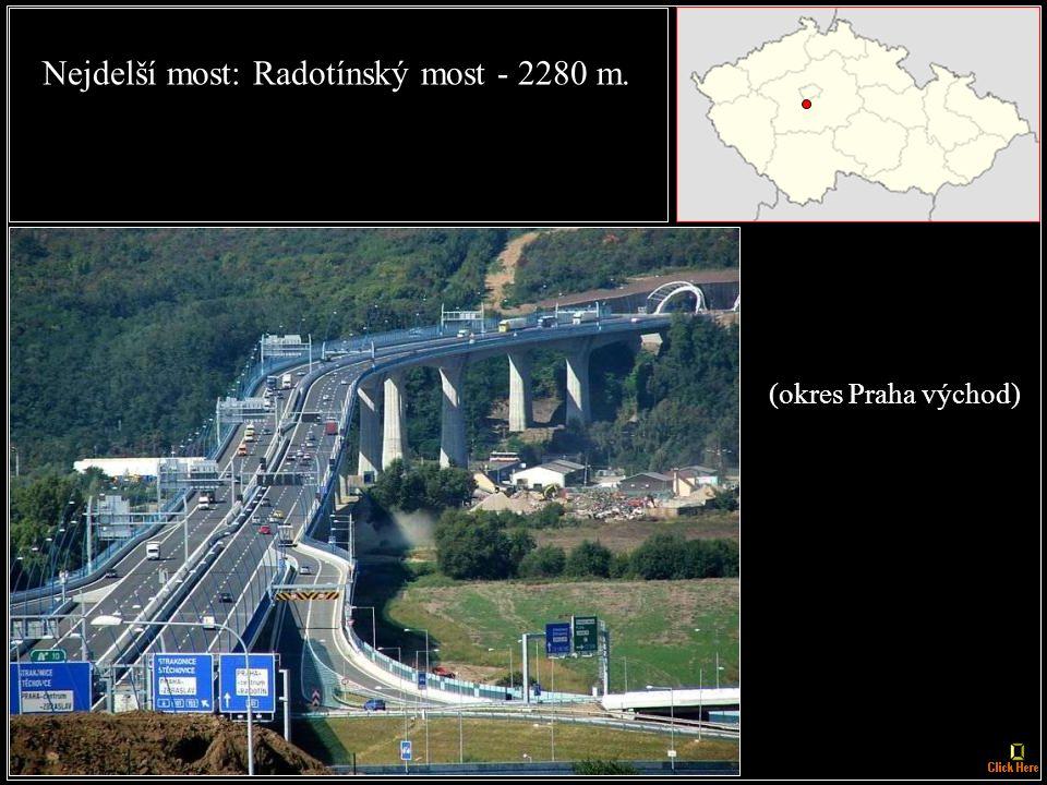 Nejvýše ležící železniční stanice: Kubova Huť na Šumavě, 995 m n. m. (okres Prachatice)