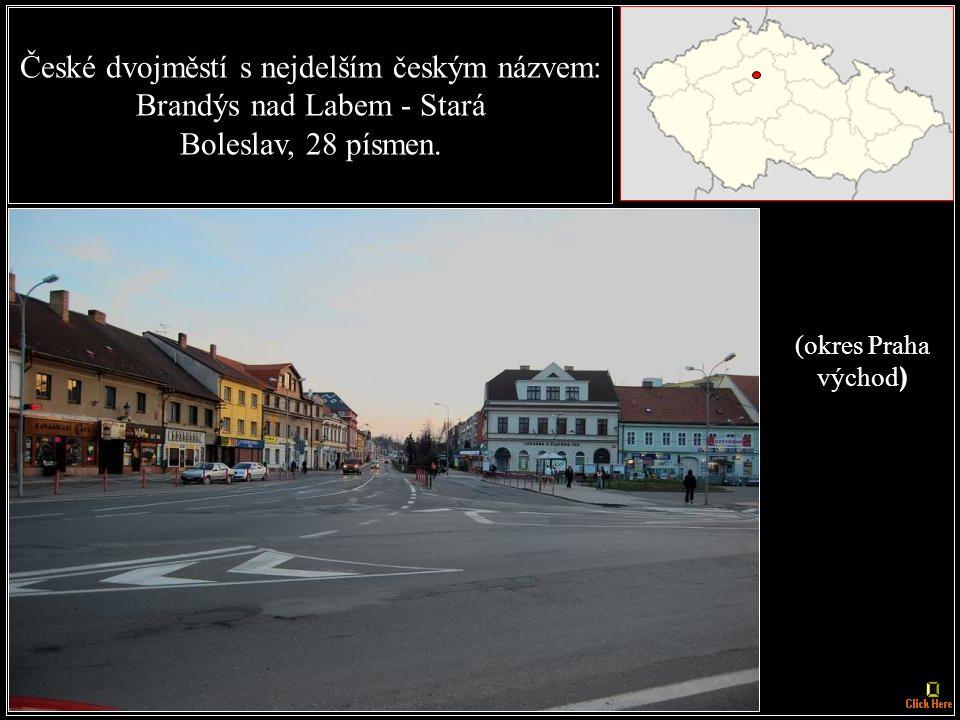 Česká obec s nejkratším názvem: Eš (okres Pelhřimov)