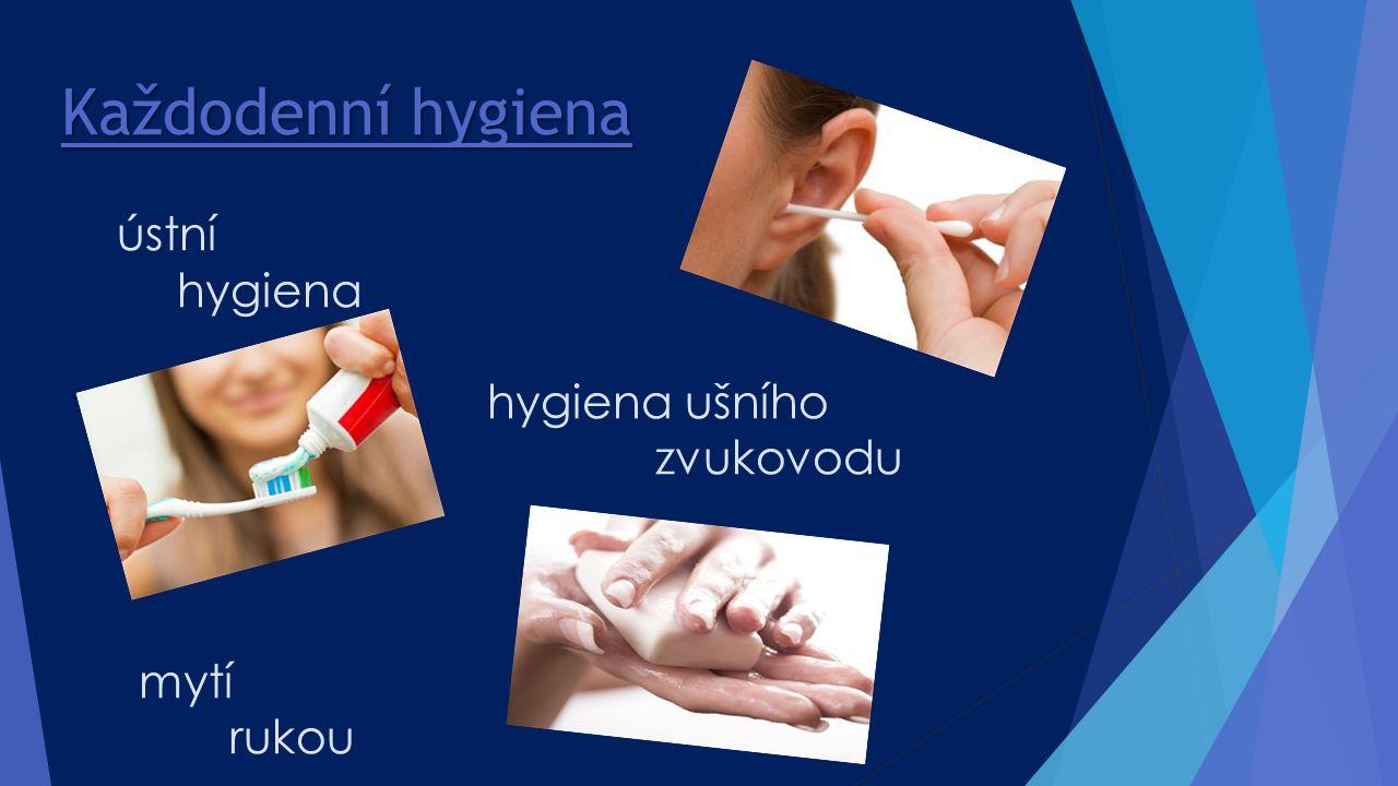 Voda-její využití při hygieně člověka Voda-její využití při hygieně člověka