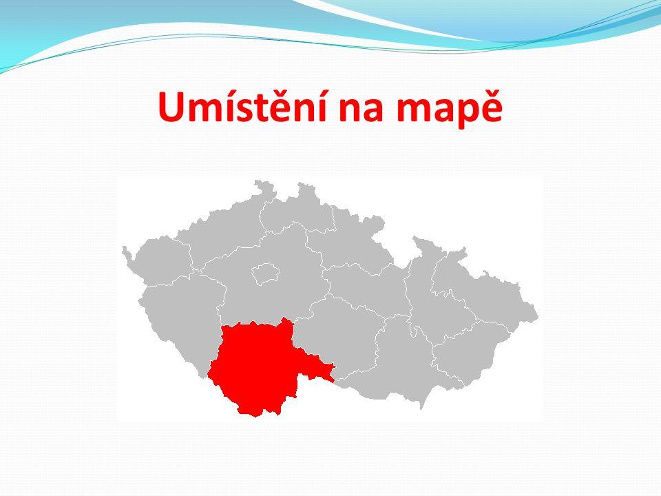Umístění na mapě