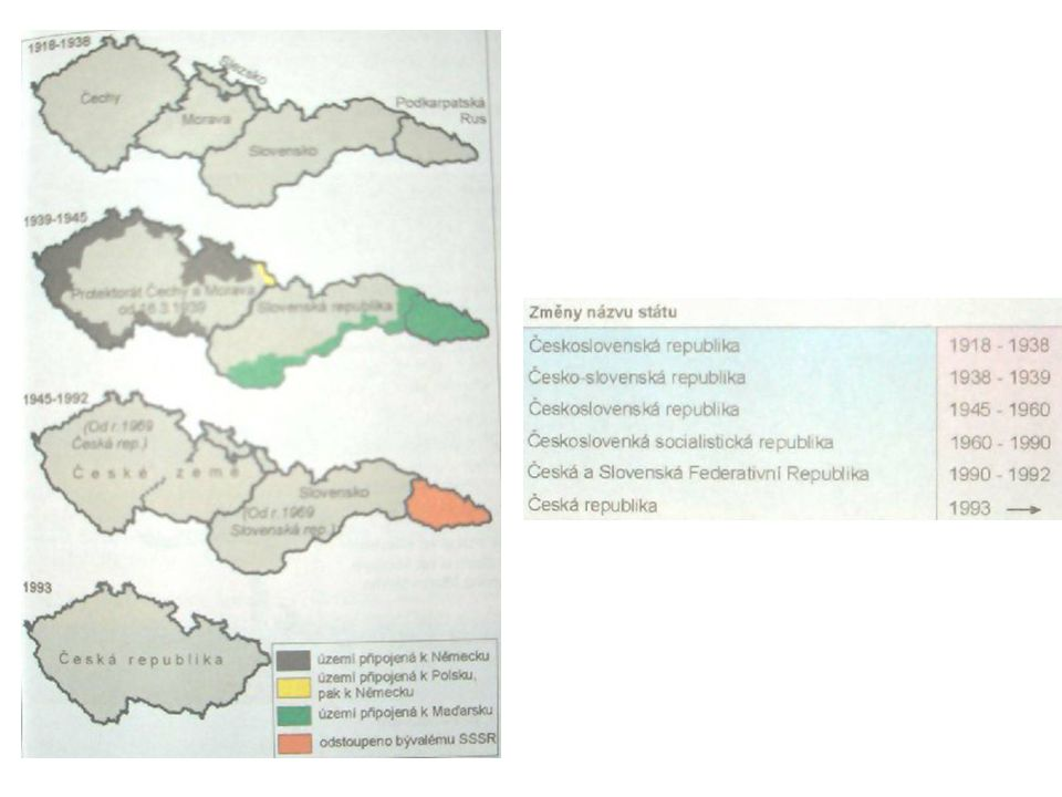 Geologie a povrch (atlas str.9) Území ČR tvoří dvě odlišné geologické jednotky: A) Česká vysočina – starší, vyplňuje západní část ČR – vytvořena prvohorním hercynským vrásněním (tvořena: vyvřeliny – např.