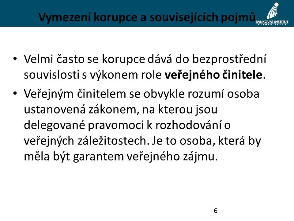 Stav státní zprávy v ČR Globální zpráva o konkurenceschopnosti pro léta 2013- 2014 ukazuje pro ČR velmi nelichotivé výsledky.