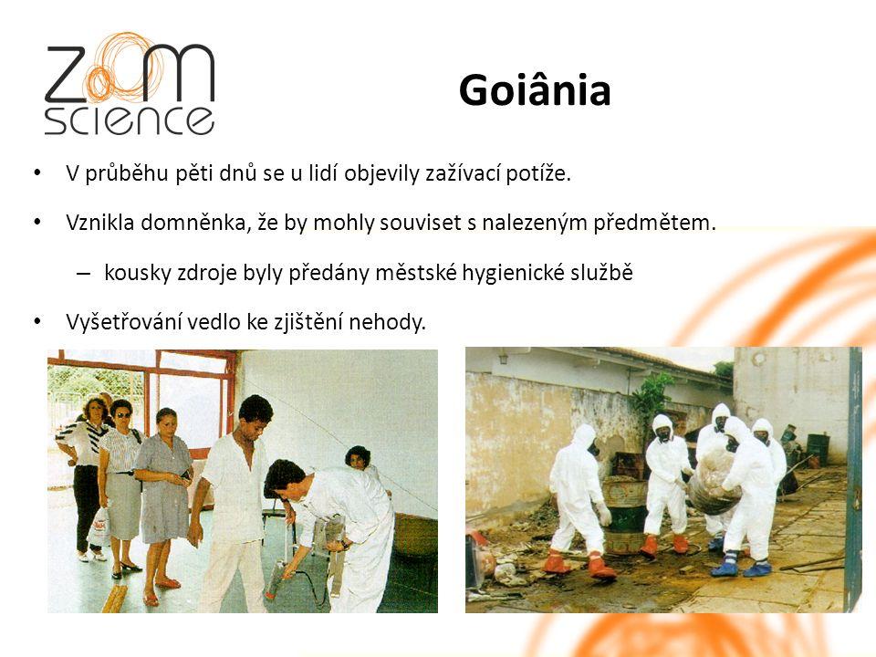 Goiânia V průběhu pěti dnů se u lidí objevily zažívací potíže.