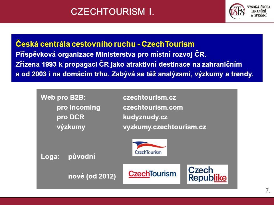 7.7.CZECHTOURISM I.