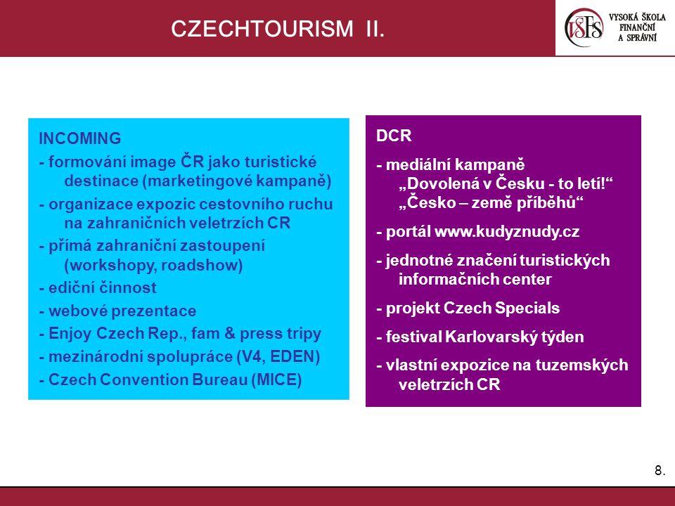 8.8.CZECHTOURISM II.