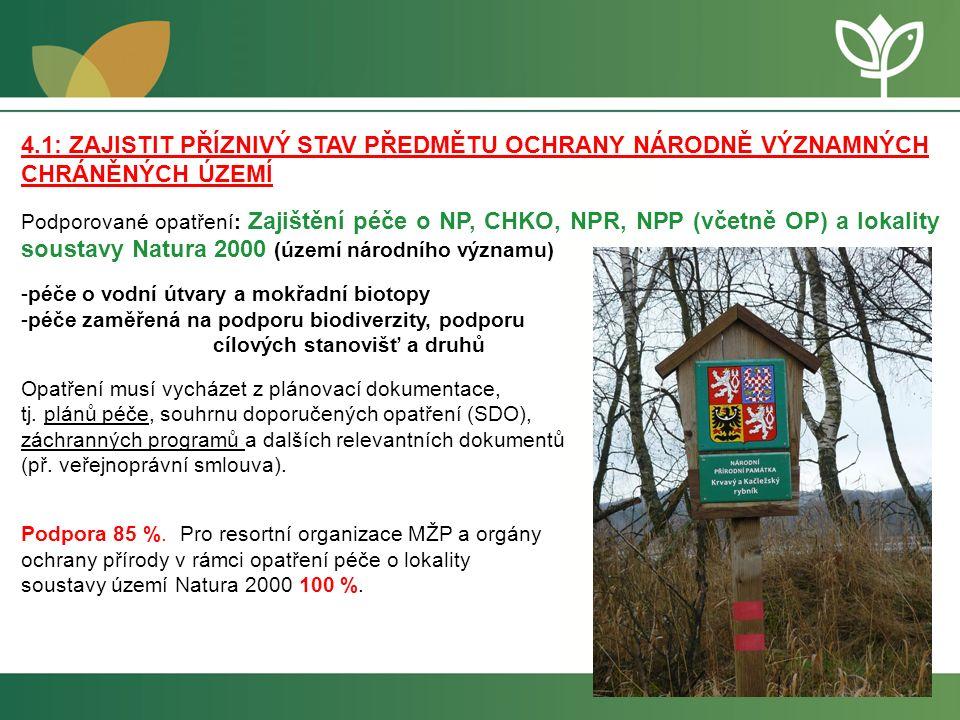 BC K Domašínu (Rusko), Mokřad v Horním poli u Studené Založení prvků ÚSES (biocentra a biokoridory) nebo jejich části 100 % (kromě vodních nádrží – vždy 50 %).