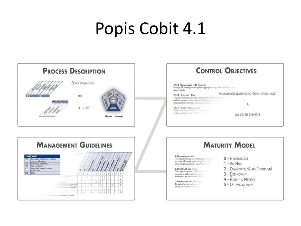 Popis Cobit 4.1