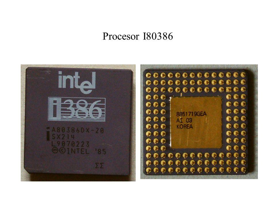 Procesor I80386