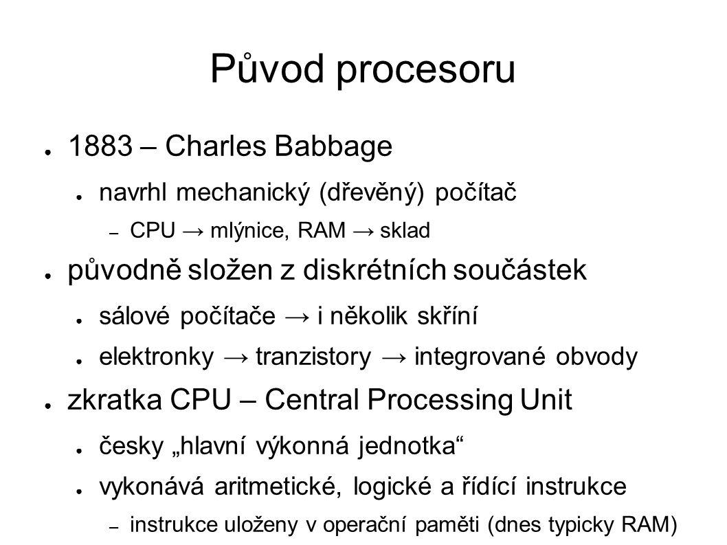 IBM PC: start z diskety ● BIOS umí disketovou mechaniku plně ovládat ● FDD mechanika je ovládána na PC jednotně ● potřebujeme jen načtení požadovaného sektoru ● postup startu z diskety ● nalezení a inicializace disketové mechaniky ● BIOS zavede boot sektor do RAM – první sektor na disketě (CHS = 0,0,0) → 512 bajtů – využívá služby BIOSu → HW nezávislý kód ● skočí se na začátek – obsahuje kód zavaděče jádra OS – specifický pro různé OS (DOS, Windows NT, Linux)