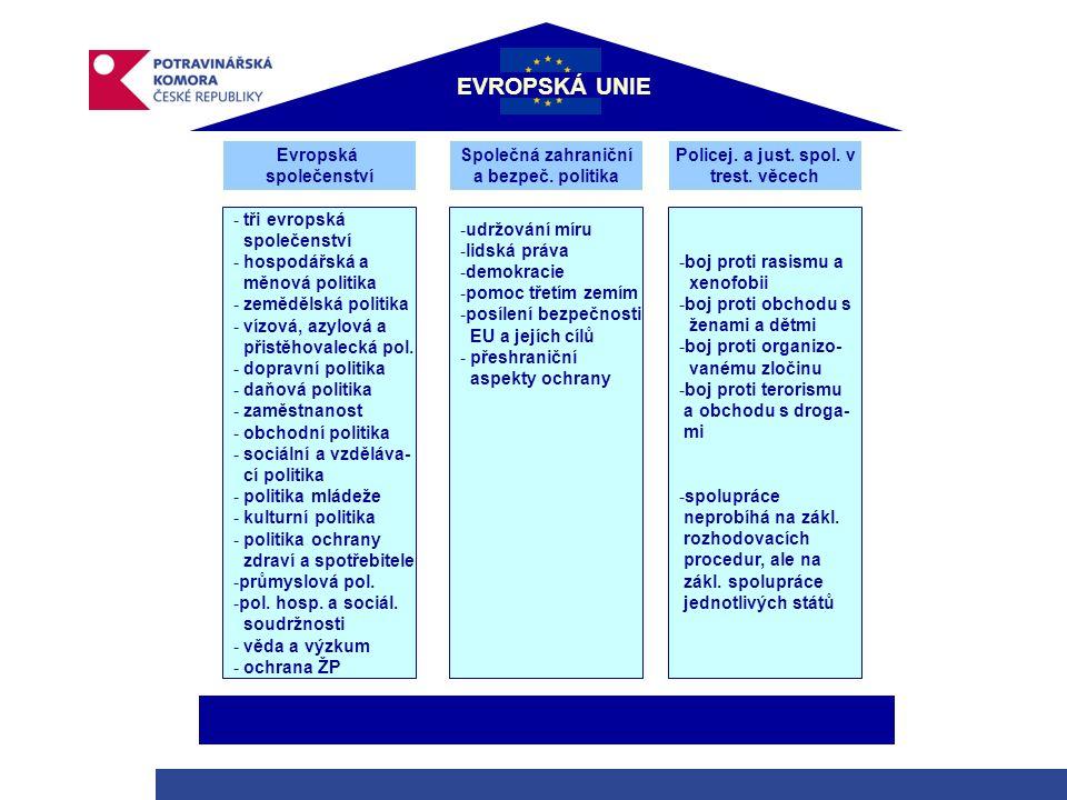 Informace o přídatných látkách  éčka - přídatné látky určené ke zlepšení vlastností potravin  lze použít nejvýše do hodnoty nejvyššího povoleného množství (ve stavu, v jakém jsou uváděny na trh)  kde není stanovena hodnota nejvyššího povoleného množství, lze použít při výrobě potravin v množství nezbytně nutném k dosažení zamýšleného technologického účinku při zachování zásad správné výrobní praxe  každá látka prochází důkladným testováním  umožňují výrobu potravin s vlastnostmi, které spotřebitelé mnohdy požadují  přírodní, přírodně identická (chemickým složením shodná s přírodními) a syntetická  legislativa ČR: vyhláška č.