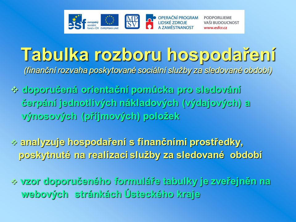 Kontakt: Krajský úřad Ústeckého kraje odbor sociálních věcí a zdravotnictví Bc.