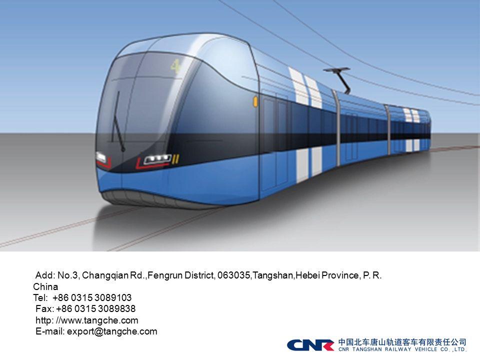Add: No.3, Changqian Rd.,Fengrun District, 063035,Tangshan,Hebei Province, P.