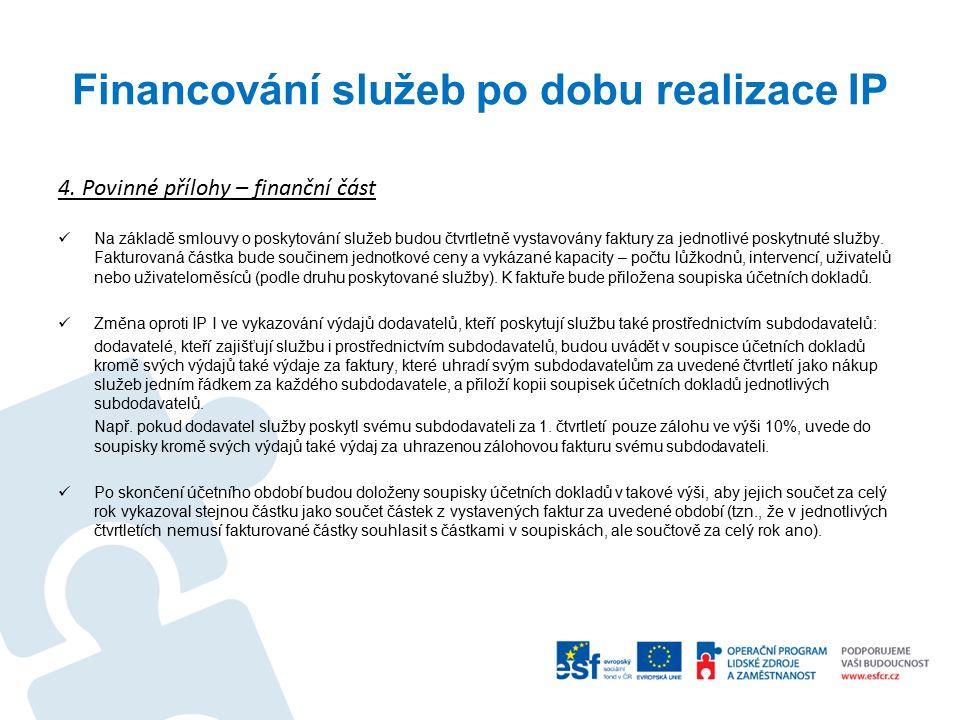 Webové stránky http://www.socialnisluzby-ipjmk.cz V úvodu Aktuality Opět rozdělení podle jednotlivých služeb Závazné dokumenty Realizační tým Veřejné zakázky Kontroly dodavatelů Dotazy dodavatelů a SBD