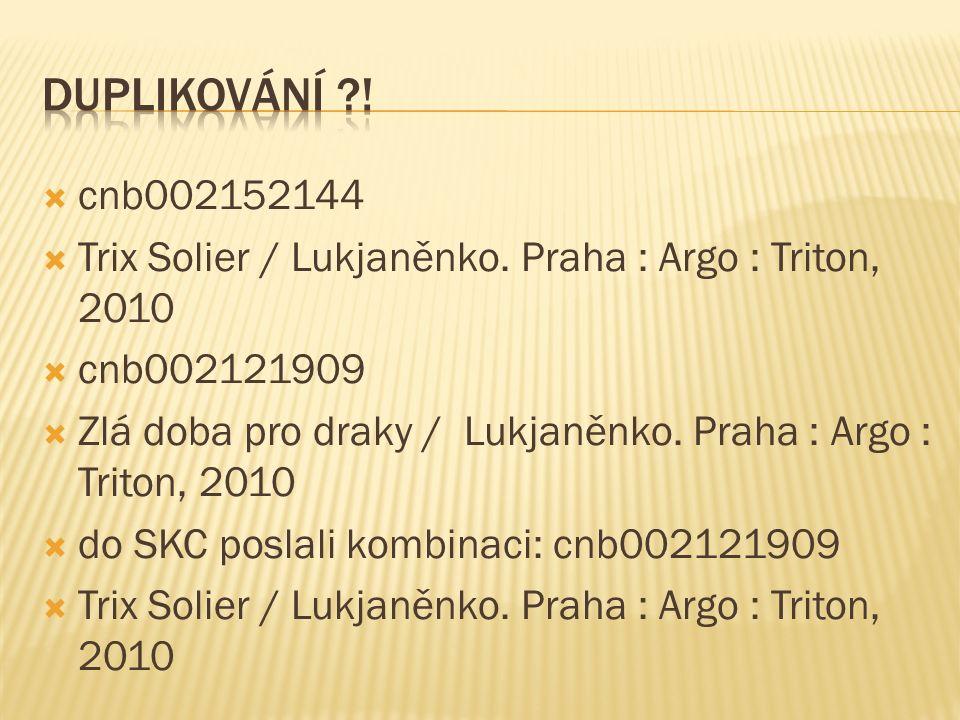  cnb002152144  Trix Solier / Lukjaněnko.