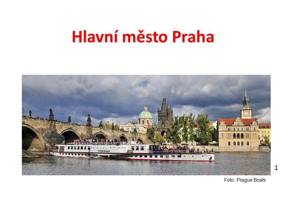 Hlavní město Praha 1 Foto: Prague Boats