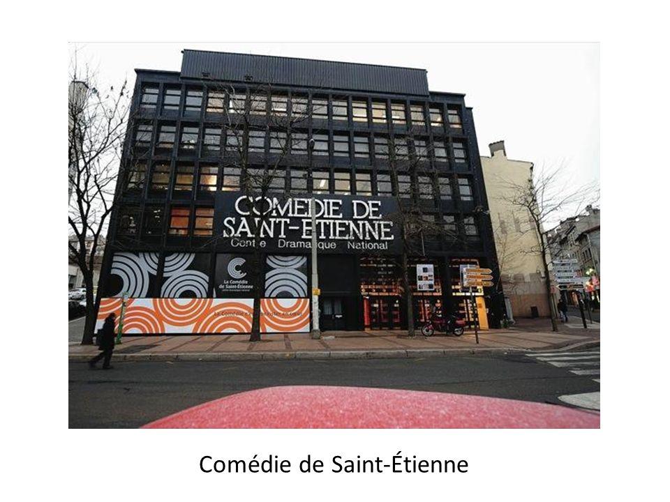 Comédie de Saint-Étienne