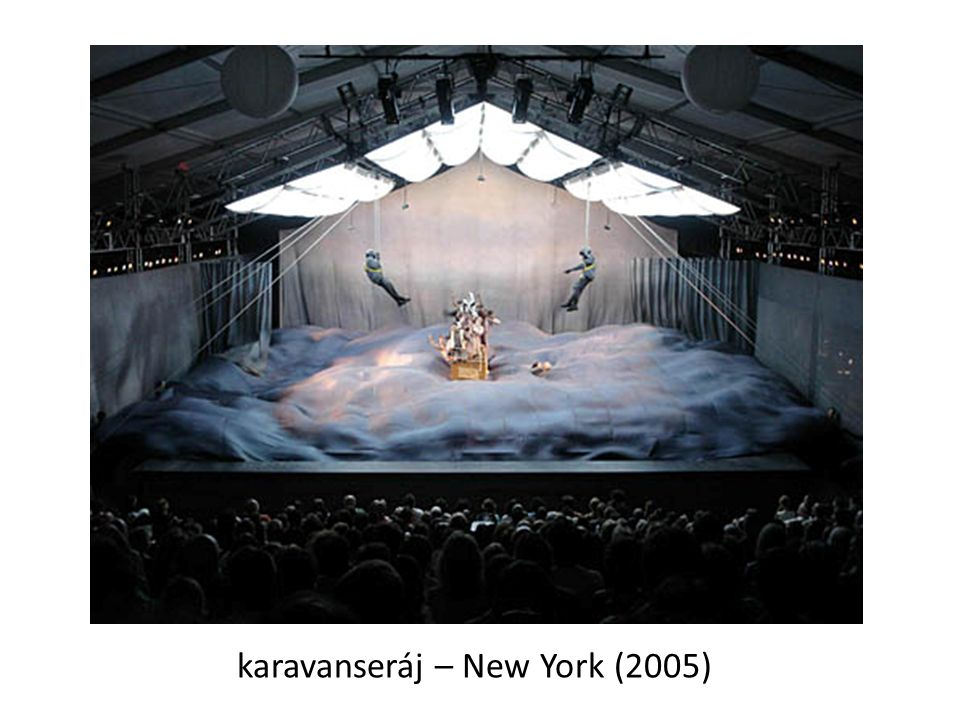 karavanseráj – New York (2005)