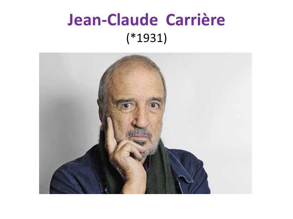 Jean-Claude Carrière (*1931)
