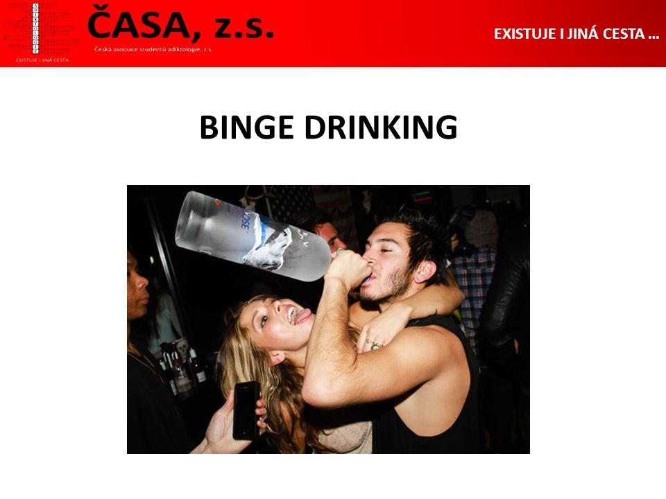 BINGE DRINKING EXISTUJE I JINÁ CESTA …