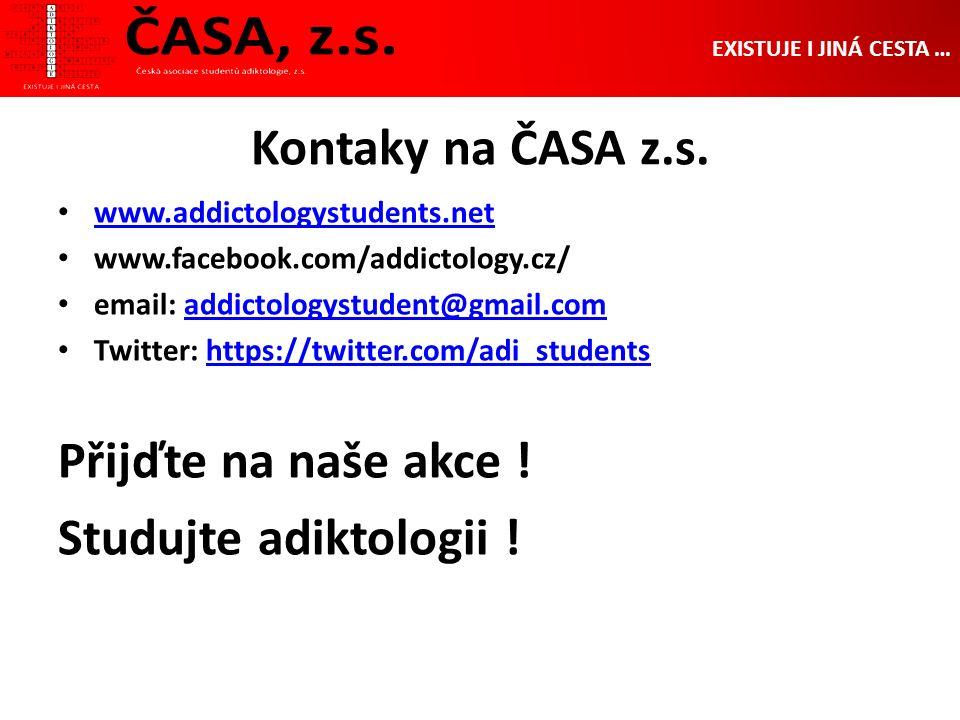 Kontaky na ČASA z.s.