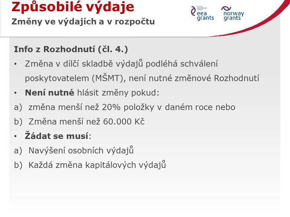 Info z Rozhodnutí (čl.