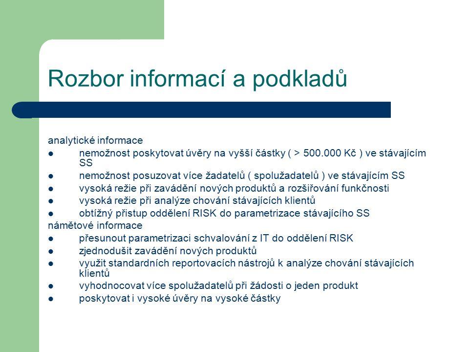 Hodnocení a srovnávání variant Tab.č.