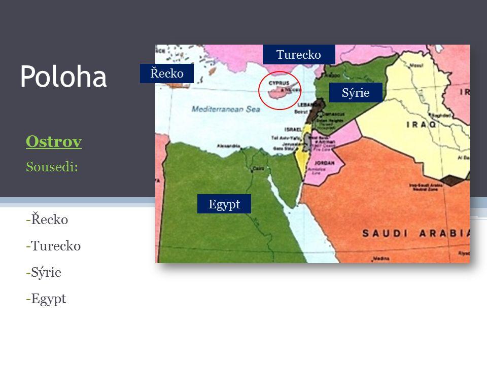Poloha Sýrie Turecko Řecko Egypt Ostrov Sousedi: -Řecko -Turecko -Sýrie -Egypt