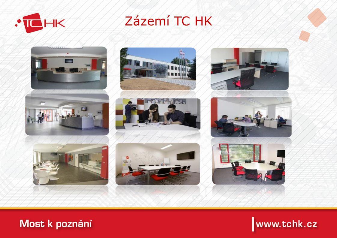 Zázemí TC HK