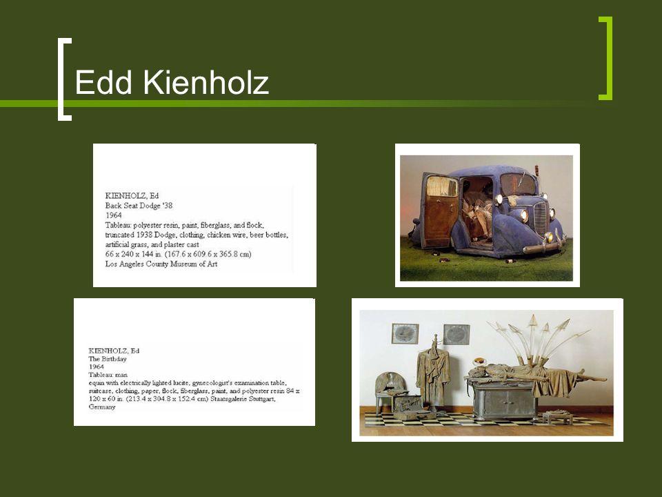 Edd Kienholz