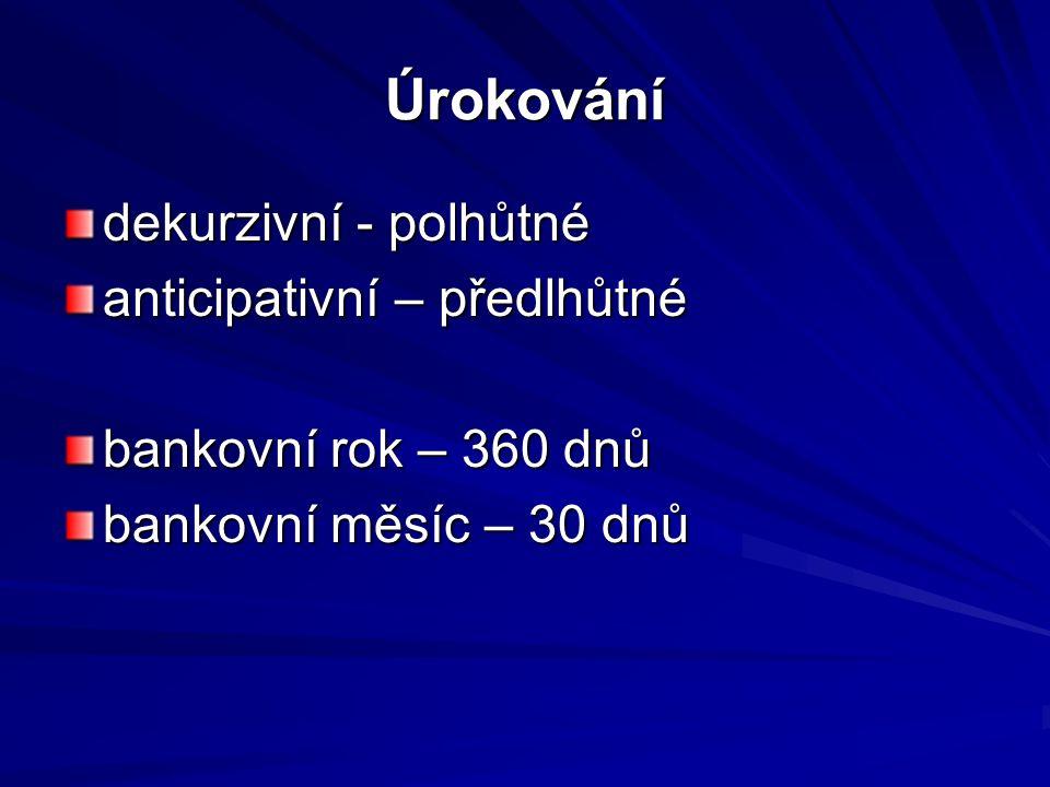 Vzorové příklady Ekonom firmy vystavil 15.4.