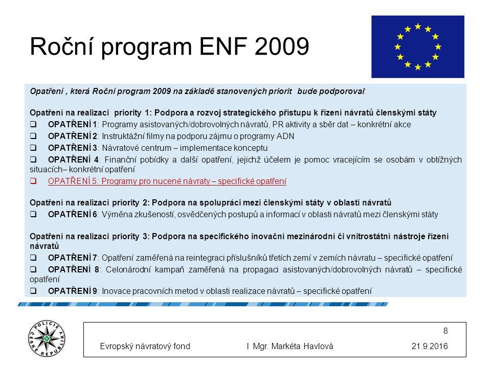 Projekt Nucené návraty II.