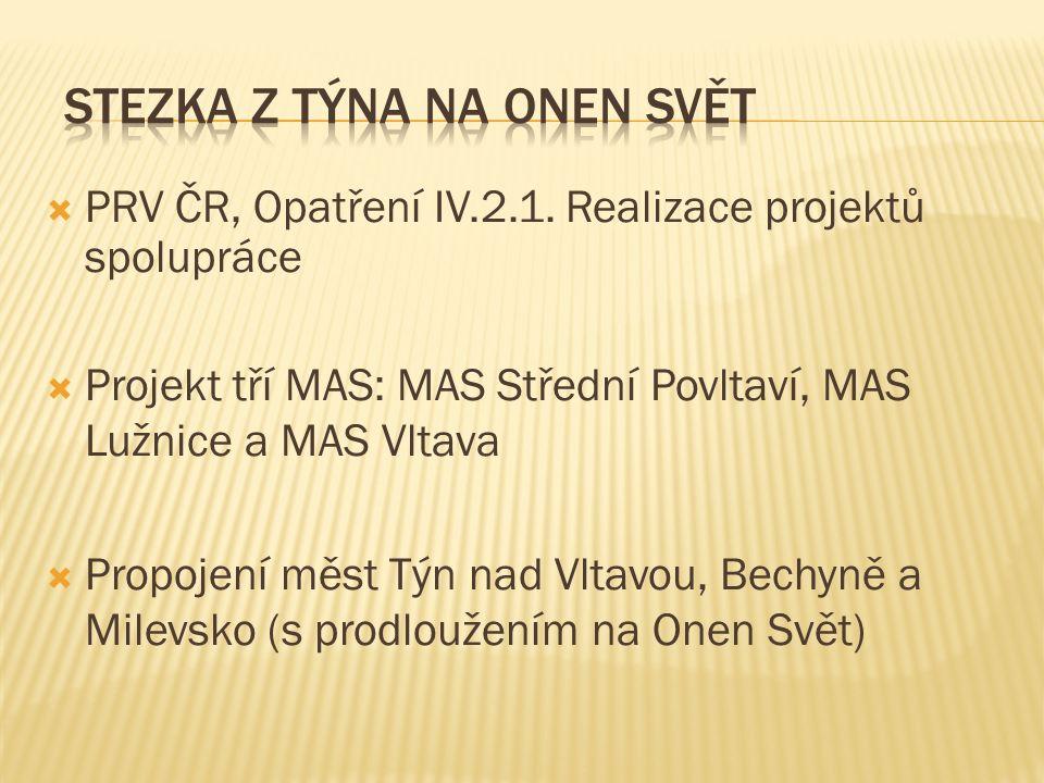  PRV ČR, Opatření IV.2.1.