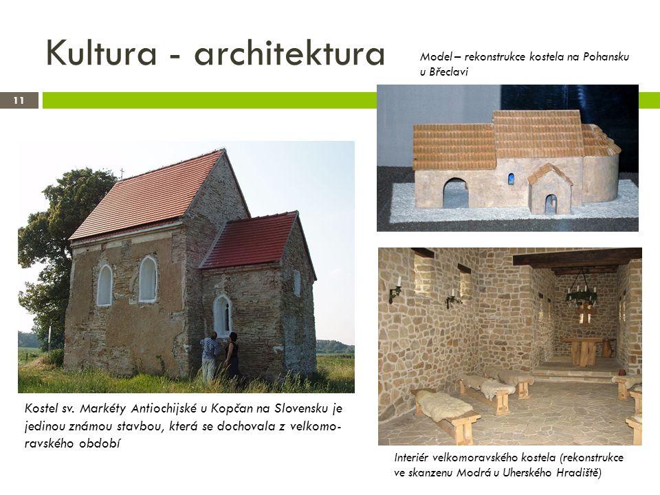 Kultura - architektura 11 Kostel sv.