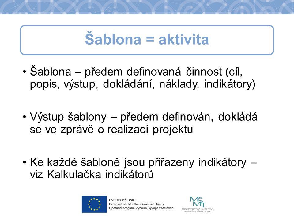 Popis výzev Druh výzev: průběžné Fond: ESF Délka trvání projektů: 24 měsíců Ukončení příjmu žádostí: 30.