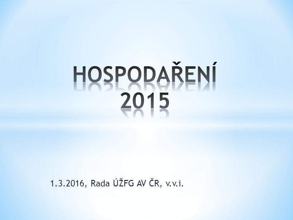 1.3.2016, Rada ÚŽFG AV ČR, v.v.i.