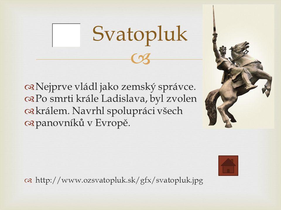   Nejprve vládl jako zemský správce.  Po smrti krále Ladislava, byl zvolen  králem.