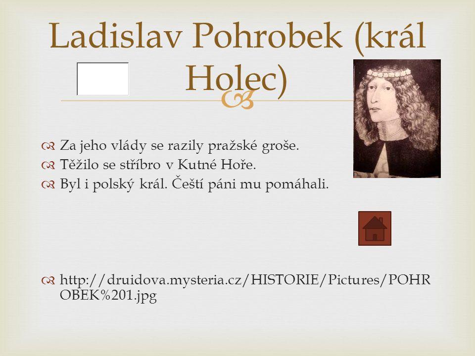   Za jeho vlády se razily pražské groše.  Těžilo se stříbro v Kutné Hoře.