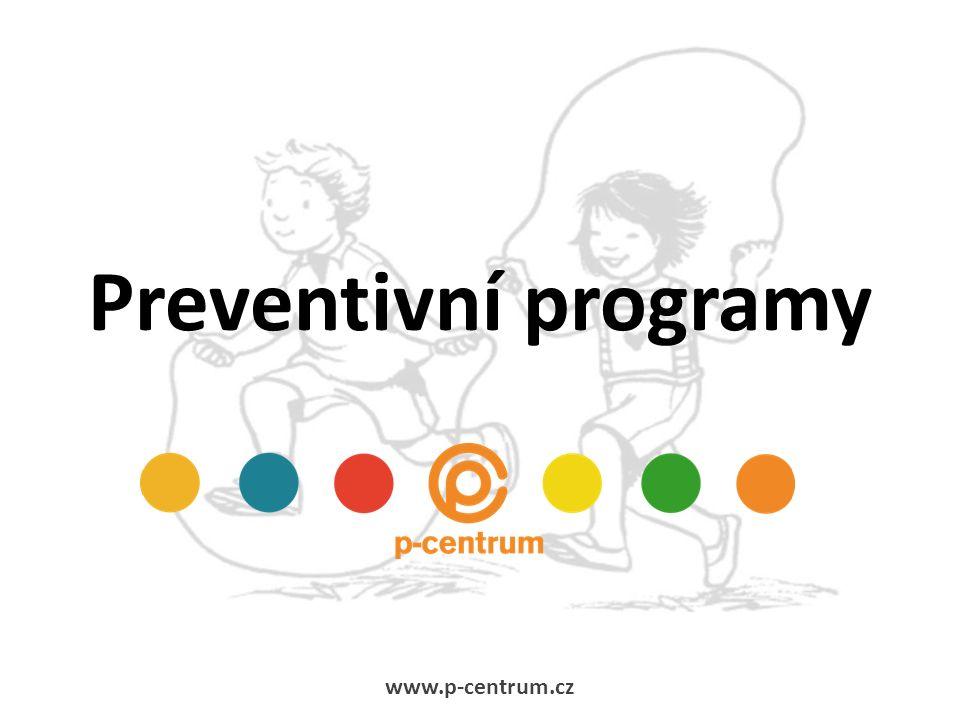 Preventivní programy www.p-centrum.cz
