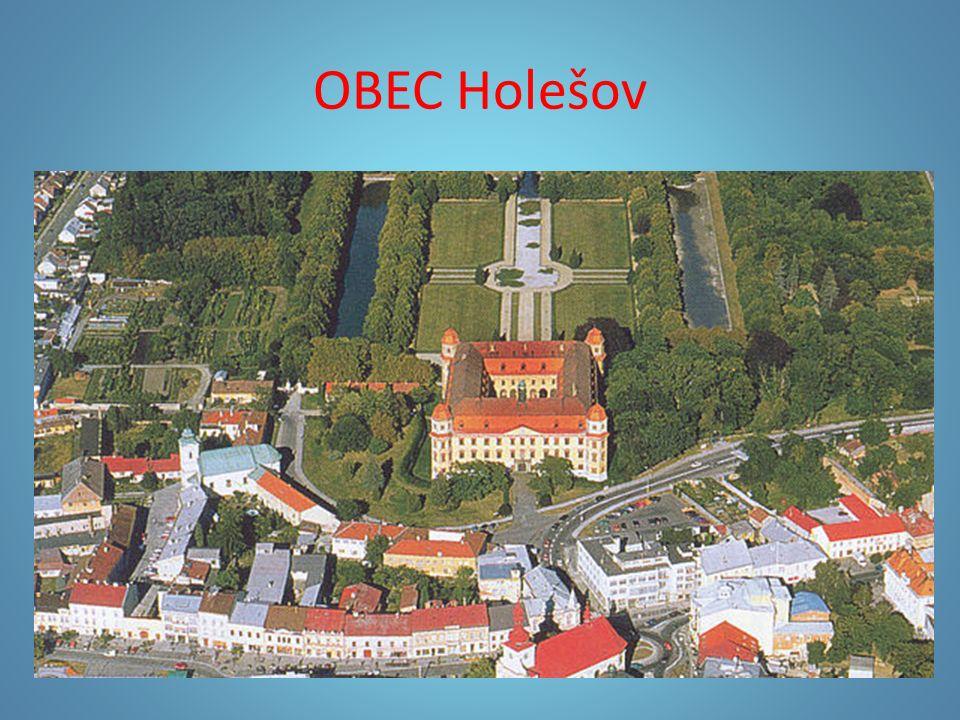 OBEC Holešov