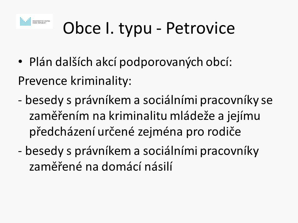 Obce I.